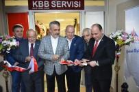 OMÜ  KBB Ve Göz Servisleri Yeni Haliyle Hizmete Açıldı