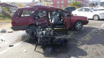 Ordu'da Trafik Kazası Açıklaması 1 Ölü, 4 Yaralı