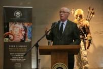 MUSTAFA GÜNEŞ - Post Apocalyptic 'Kaos Ve Metamorfoz' Resim Ve Heykel Sergisi Açıldı