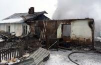 NOVOSIBIRSK - Rusya'da Yangın Açıklaması 5 Ölü