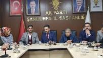 HARRAN ÜNIVERSITESI - Şanlıurfa Milletvekili Yılmaztekin Açıklaması 'Bu Tarihi Not Edin Kılıçdaroğlu Gidici'