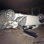KOLDERE - Saruhanlı'da Trafik Kazası Açıklaması 1 Ölü