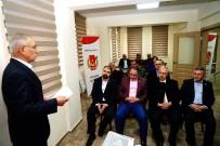 METIN ÇELIK - Şeyh Şabanı Veli Kültür Yolu Rotası İçin Başbakanlık Tanıtma Fonuna Müracaat Edildi