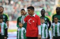 ALI TURAN - Süper Lig Açıklaması Atiker Konyaspor Açıklaması 0 - Bursaspor Açıklaması 3 (İlk Yarı)