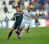 ALI TURAN - Süper Lig Açıklaması Atiker Konyaspor Açıklaması 0 - Bursaspor Açıklaması 3 (Maç Sonucu)
