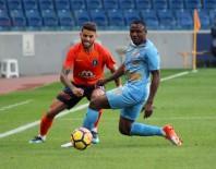 MEHMET CEM HANOĞLU - Süper Lig Açıklaması Medipol Başakşehir Açıklaması 0 - Osmanlıspor Açıklaması 0 (İlk Yarı)