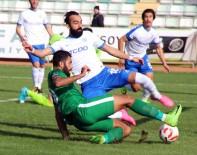 ANKARA DEMIRSPOR - TFF 3. Lig. Muğlaspor Açıklaması 1 - Ankara Demirsppor Açıklaması1
