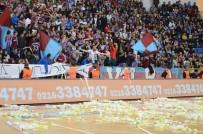 BASKETBOL KULÜBÜ - Trabzonspor - Fenerbahçe Maçında Gerginlik
