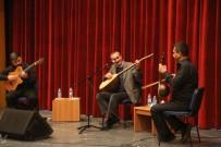 TÜRK HALK MÜZİĞİ - Tunceli'de 'Her Ay Bir Konser' Etkinliği