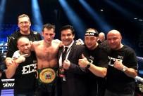 YARIŞ - Türk Boks Kulübü Ec Boxing Şampiyonlar Yetiştiriyor