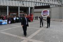 ATATÜRK ANITI - Zonguldak'ta 3 Aralık Dünya Engelliler Günü Kutlandı