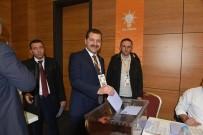 AK PARTİ GENEL MERKEZİ - AK Parti Karesi 'De Yeni İlçe Başkanı Baytekin