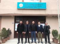 İLİM YAYMA CEMİYETİ - AK Parti Merkez İlçe Teşkilatı'ndan Ziyaretler
