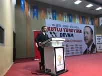 BAĞLıLıK - AK Parti Şanlıurfa Milletvekili Kemalettin Yılmaztekin Açıklaması