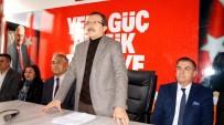 UĞUR AYDEMİR - AK Partili Aydemir, Sarıgöl'de Teşkilatla Buluştu