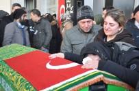 Ambulans Kazasında Ölen Akbaş İçin Tören Düzenlendi