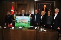 AYDIN VALİSİ - Aydın'da Anaokulu Protokolle Aydın İl Milli Eğitim Müdürlüğü'ne Devredildi