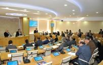 GIDA MÜHENDİSLİĞİ - Aydın'da KÜSİ Toplantısı Yapıldı