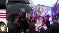ORHAN ÇIFTÇI - Başbakan Yıldırım Kırklareli Valiliği'ni Ziyaret Etti