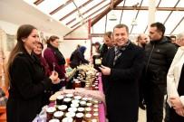 KADINLAR PAZARI - Çan Belediyesi Üret Kadınlar Pazarı Açıldı
