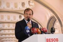 BURSA ESNAF VE SANATKARLAR ODALARı BIRLIĞI - Çavuşoğlu Açıklaması 'Kılıçdaroğlu'nun Açıklamaları Türkiye'ye Yapılacak En Büyük İhanettir'