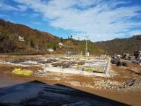ÇAY FABRİKASI - ÇAYKUR'un Organik Çay Fabrikalarının Yapımına Fındıklı'da Başlandı
