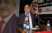 ÇARŞAF LİSTE - CHP İl Başkanı Ali Murat Bilgiç Oldu