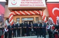 MUSTAFA SAVAŞ - Çine Devlet Hastanesi Hemodiyaliz Merkezi Törenle Açıldı