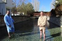 SELENYUM - Doktor Balıklar Kış Aylarında Da İş Başında
