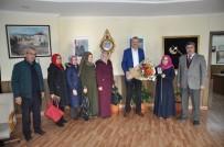 MURAT HÜDAVENDIGAR - Eğitim Camiasından Özkan'a Ziyaret
