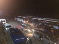 Elazığ'da Jandarma Ve Polisten Huzur Operasyonu  Açıklaması 31 Şüpheli Yakalandı