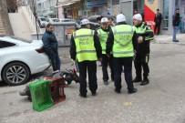 Elazığ'da Motosiklet Kazası Açıklaması 2 Yaralı