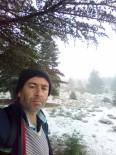 GÖKTEPE - Erdemli'nin Yüksek Kesimlerinde Kar Yağışı