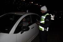 İSMET İNÖNÜ - Eskişehir'de 850 Personelle Asayiş Uygulaması