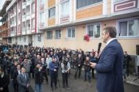 FAHRETTİN PAŞA - Gaziosmanpaşa'da Park Sayısı Hızla Artıyor