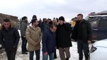 MASLAK - Hakkari'de 3 Bin 500 Rakımda İçme Suyu Çalışması
