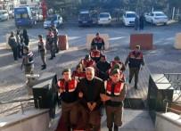 Ham Petrol Hırsızları Tutuklandı