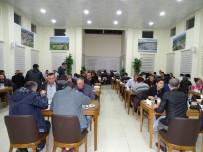 TERMAL TURİZM - Hisarcık Belediye Personeli Yemekte Buluştu