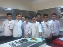 Isparta Aşçılar Ve Pastacılar Derneği'nden Öğrencilere Uygulamalı Eğitim