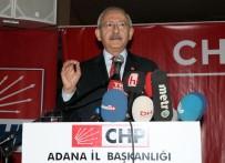 SIKI YÖNETİM - Kılıçdaroğlu Açıklaması ''Ben Ne Olacağım' Diyen Derhal CHP'den İstifa Etsin'