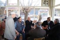 MEHMET YıLDıZ - Marangozlar Sitesinde Asfalt Kaplama Çalışmalarına Başlandı
