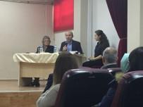 MAHMUT ARSLAN - Mersin'de 'Mersin Ve Kuvayı Milliye Oluşumu' Konferansı
