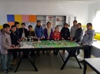 AHMET ACAR - Midyat Polisi Öğrencilere Tasarım Kodlama Kursu Verdi