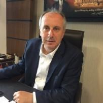 YENI ŞAFAK - Muharrem İnce'den Yeni Şafak'a tepki