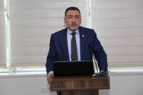 SANAYİ SEKTÖRÜ - Mustafa Şükrü Nazlı Açıklaması Kütahya'ya Son 15 Yıl Çok Önemli Yatırımlar Yapıldı