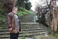 İP CAMBAZI - Mahalle Muhtarını Ağlatan İlgisizlik