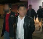 POLİS KARAKOLU - Polis Karakolu EYP Atan 3'Ü Çocuk 5 PKK'lı Yakalandı