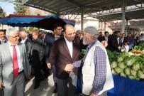 SEMT PAZARLARı - Şairnabi Semt Pazarı Açıldı