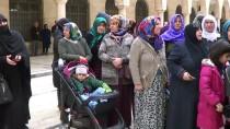 SELAHADDIN EYYUBI - Şanlıurfalı Kadınlardan 'Kudüs' Tepkisi