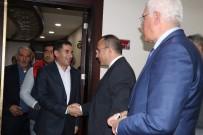 BÜNYAMİN KUŞ - Siirt Valisi Atik'ten Halkla Buluşma Toplantısı